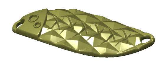 kanicen-nix-grenti-strike-silau-gold-color-micro-spoon-custom-design-3d-top-view