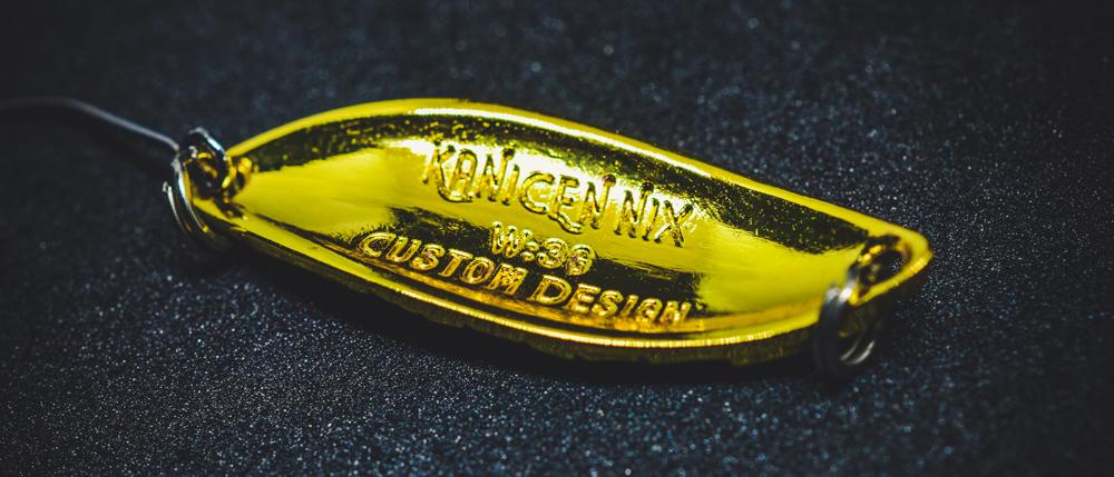 kanicen-nix-grenti-strike-silau-gold-color-micro-spoon-custom-design